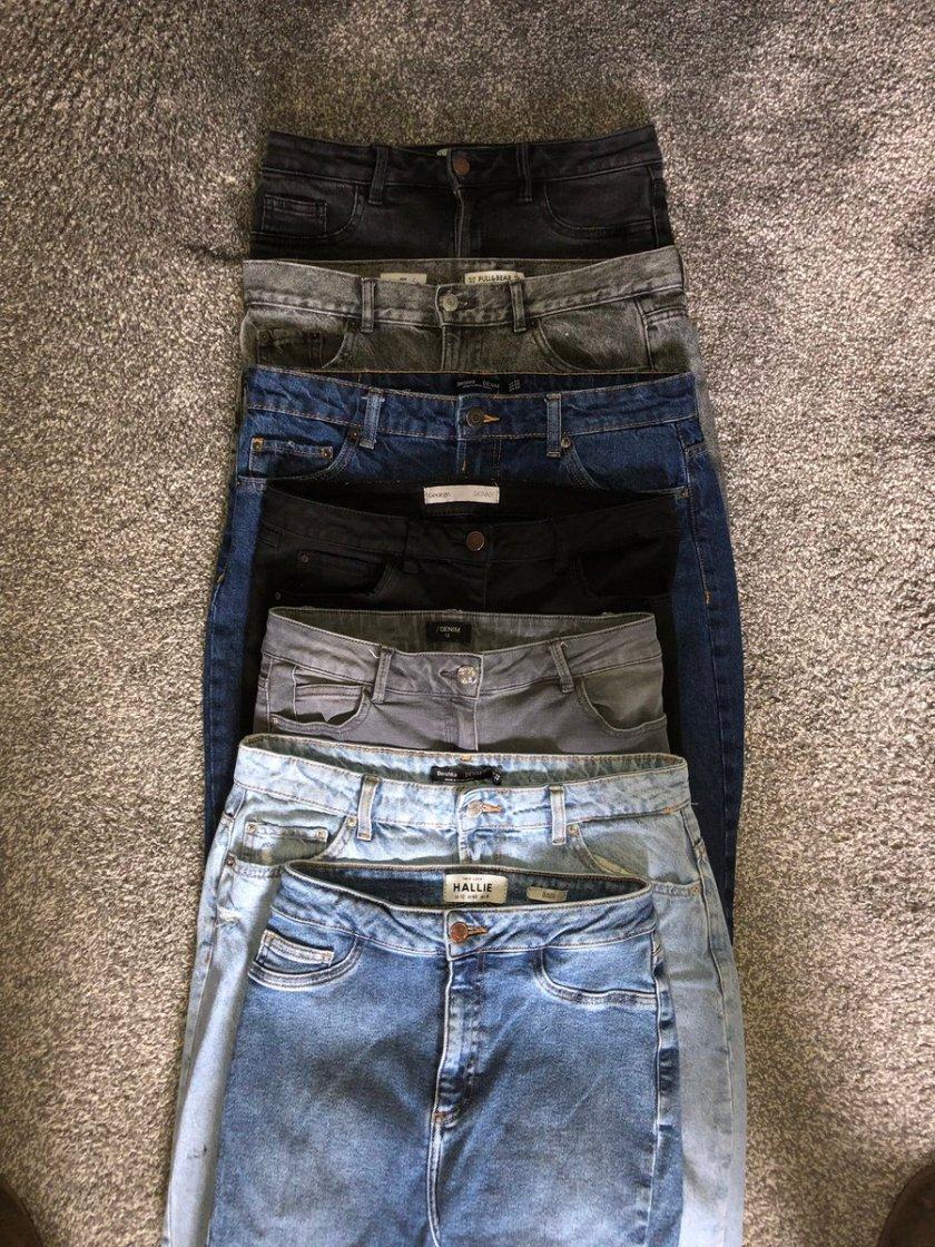 Jeans size